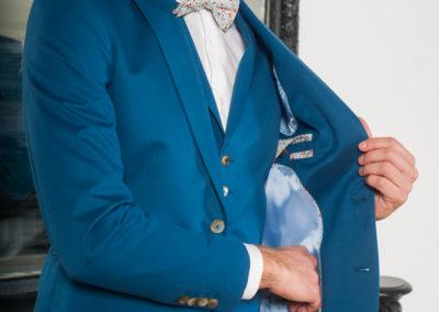 samson costume sur mesure - costume bleu clair4