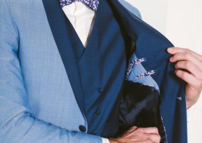 samson costume sur mesure - smoking bleu ciel3