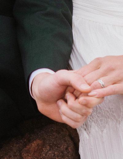 samson sur mesure mariage - Costume 3 pièces vert sapin - Trevise - 4