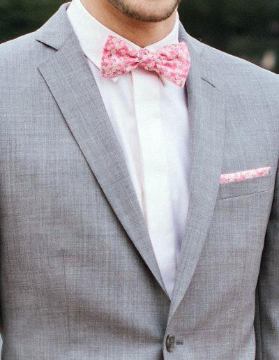 samson sur mesure mariage - Costume gris clair - Ferrare - 2