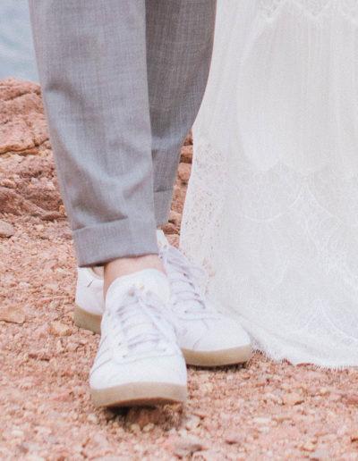 samson sur mesure mariage - Costume gris clair - Ferrare - 4