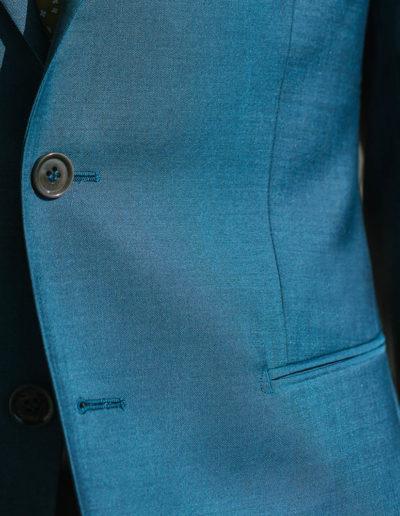samson sur mesure été 2019 - 1 - Costume vert - Gabin - 3