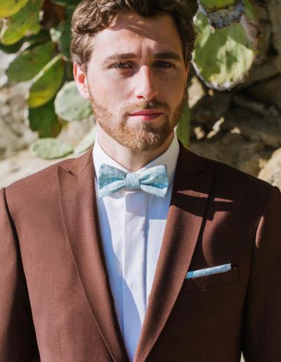 samson sur mesure été 2019 - 2- Costume marron - Gatien - 1