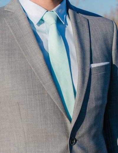 samson sur mesure été 2019 - 8 - Costume gris clair - Gaspard - 2
