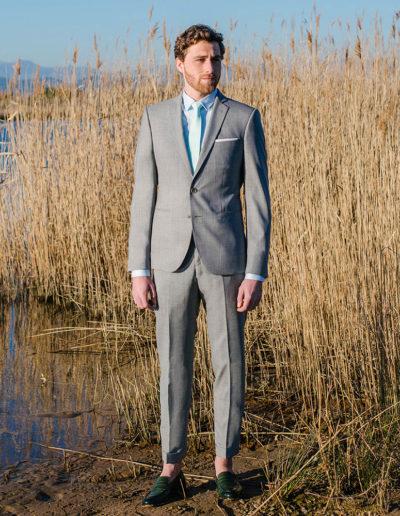 samson sur mesure été 2019 - 8 - Costume gris clair - Gaspard - 4